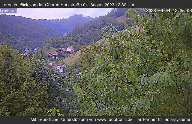 Webcam Obere Harzstraße